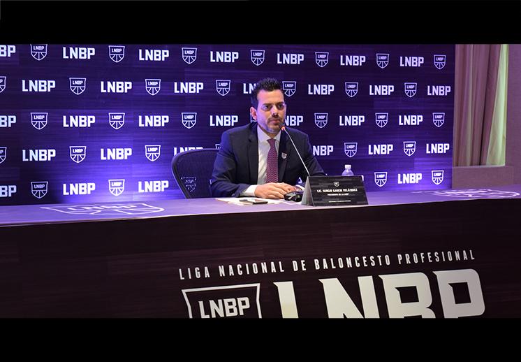 Puertas de la LNBP abiertas para todos: Sergio Ganem