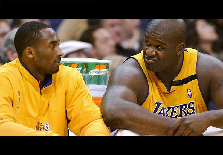 Kobe revive polémica con Shaq