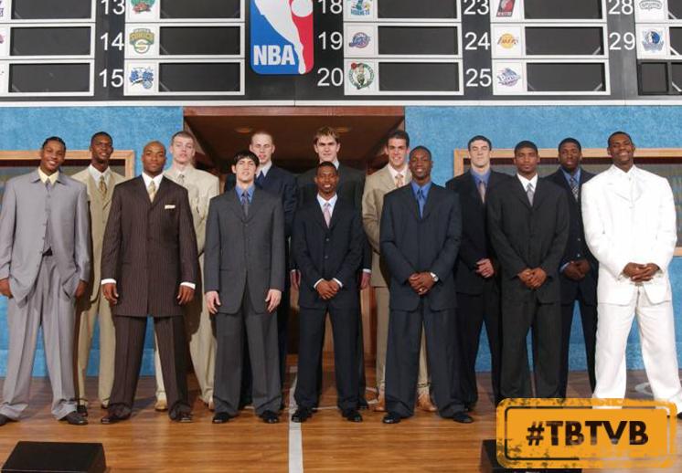 #TBTVB La moda al puro estilo NBA
