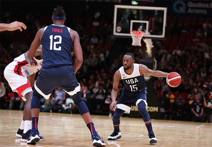 USA Team cierra preparación rumbo a China 2019