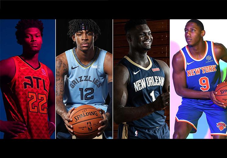 Las predicciones sobre los novatos de la NBA