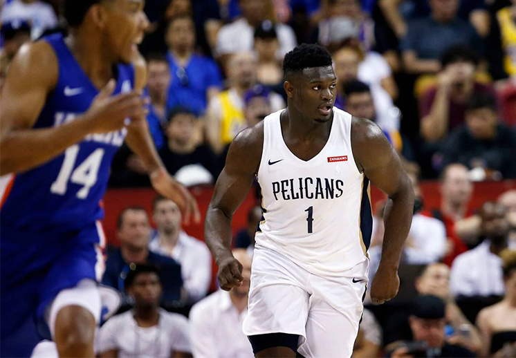 Zion Williamson, ¿el futuro de la NBA?