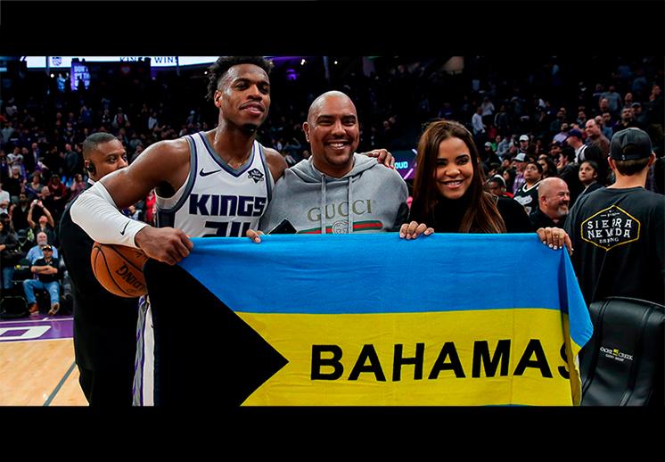 DeAndre Ayton y Buddy Hield al servicio de las Bahamas