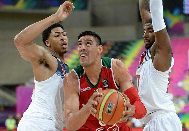 El regreso de México al mundial de basquetbol