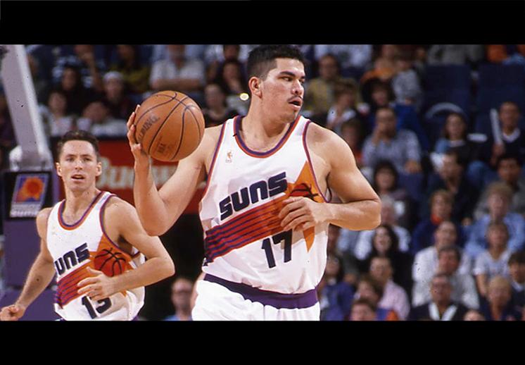 Las memorias de Horacio Llamas en la NBA