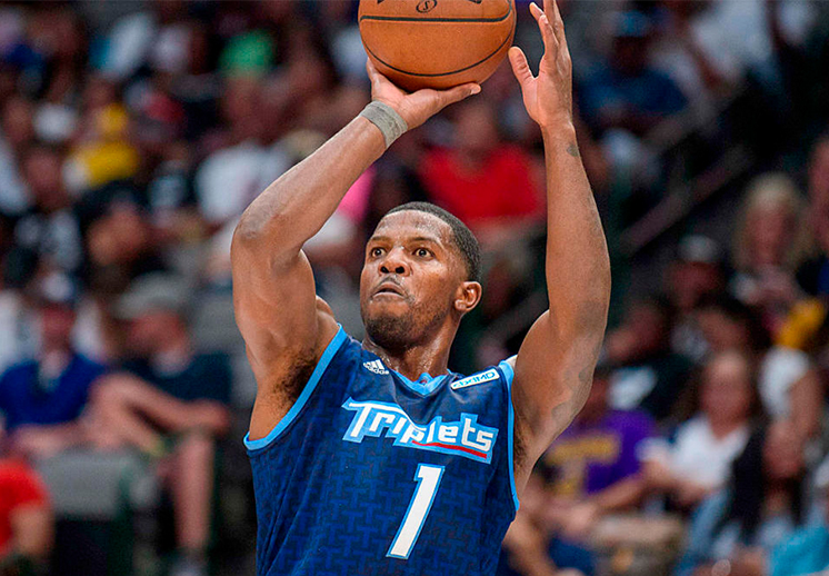 El renacer de Joe Johnson en la BIG3