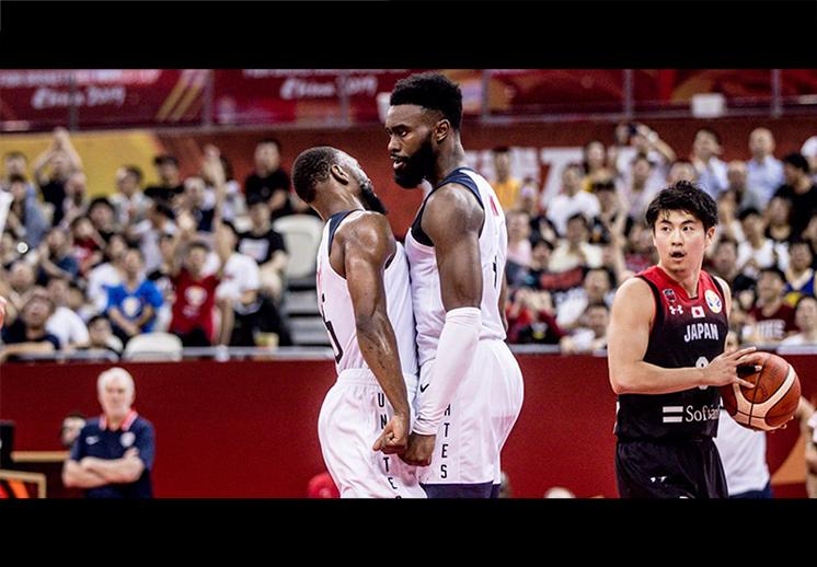 EE. UU. sin piedad contra Japón en la Copa del Mundo
