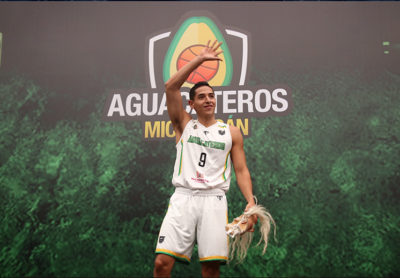 Omar De Haro comienza su aventura en la LNBP en aguacateros