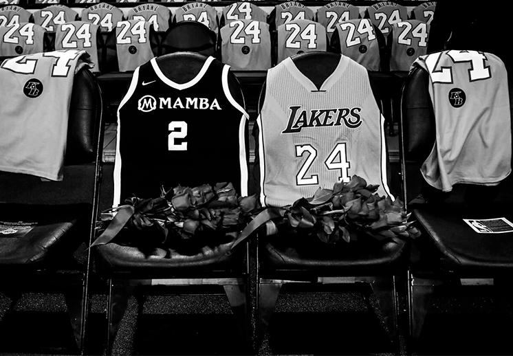 Resultado de imagen de Kobe Bryant recibirá un último adiós en su casa, Staples Center