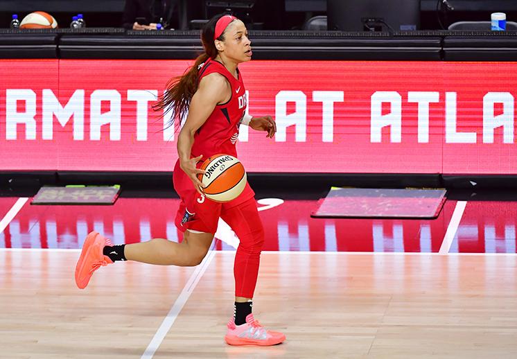 La novata que se robó los reflectores en la WNBA