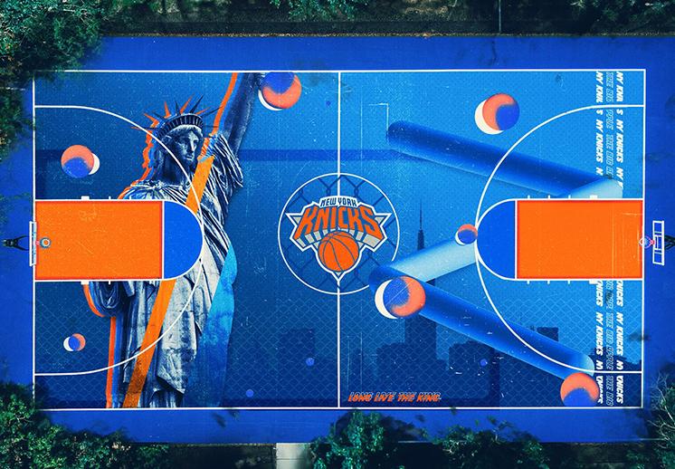 Canciones dedicadas a los Knicks de Nueva York