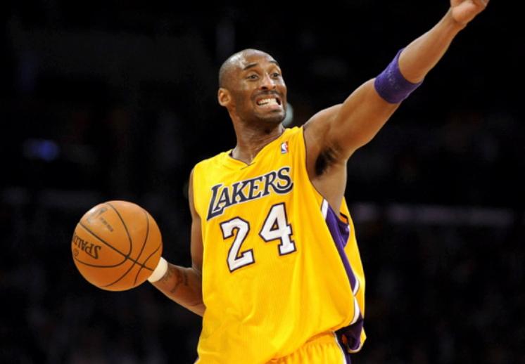Kobe Bryant, un mito del baloncesto convertido en leyenda