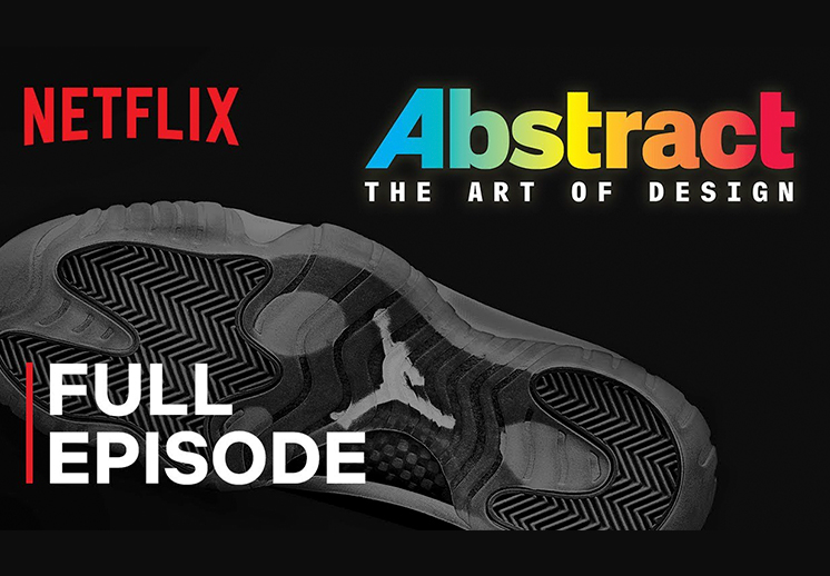 VB Recomienda: Abstract, The Art of Design: Tinker Hatfield