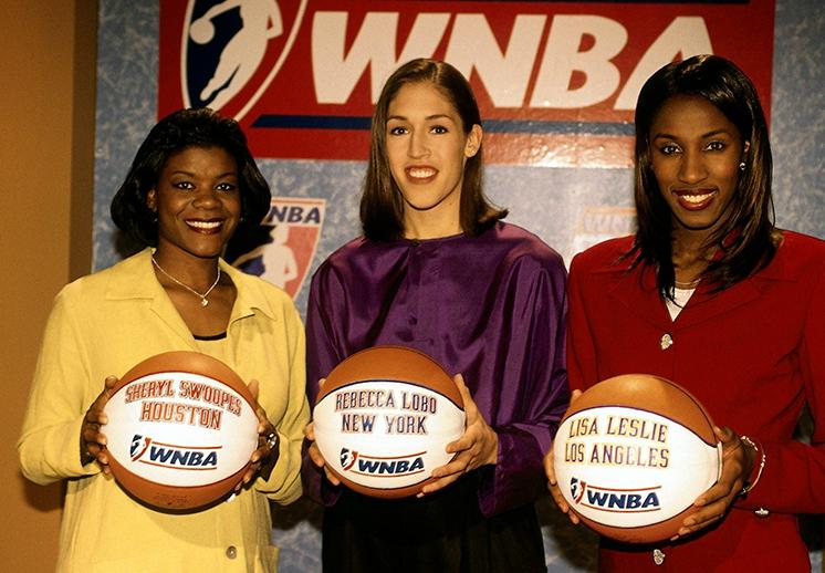 Recordando una fecha muy especial para la WNBA