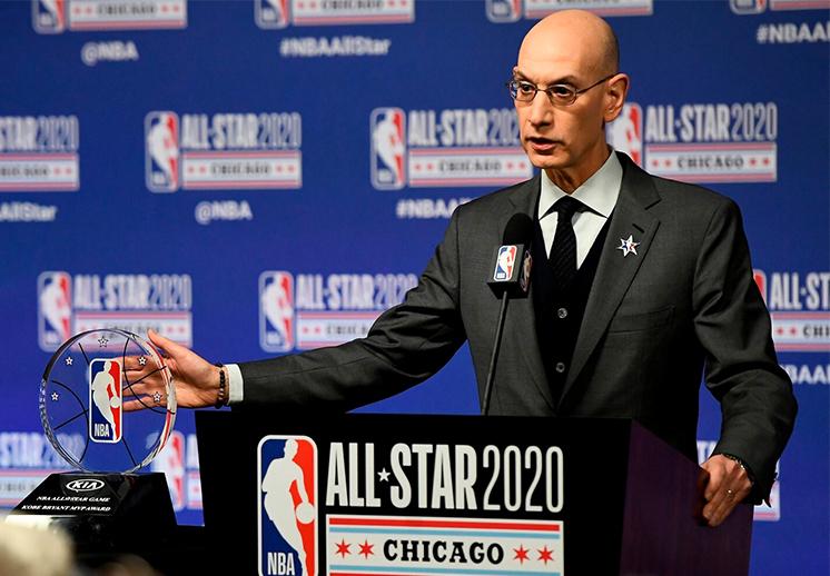 La NBA presiona para iniciar en diciembre