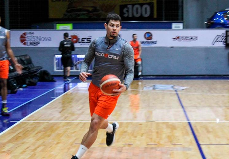 El desarrollo de talento juvenil en el baloncesto mexicano