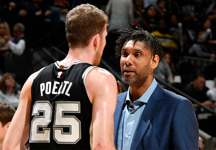 Tim Duncan dice adiós a los Spurs