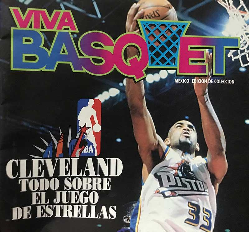 Ahí Estuvimos: El NBA All-Star Game 1997 en Cleveland 1