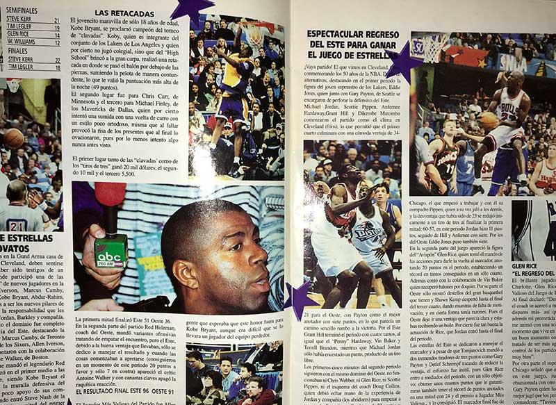 Ahí Estuvimos: El NBA All-Star Game 1997 en Cleveland 4