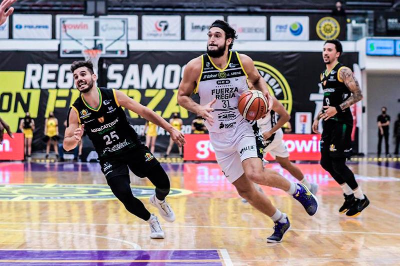 Fuerza Regia a un paso del campeonato en la LNBP Joseph Avila