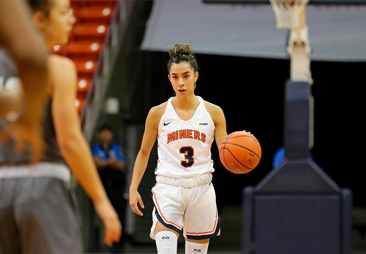 Katia Gallegos brilla en el inicio de temporada de la NCAA