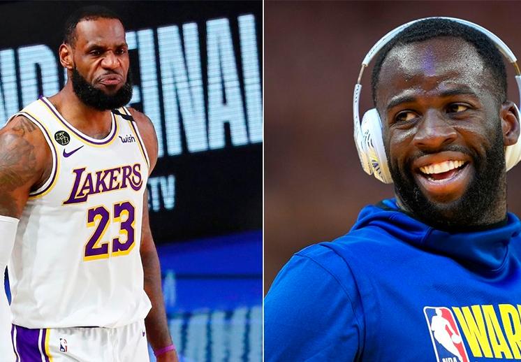 Los Lakers y LeBron James ya pueden ir a la Casa Blanca