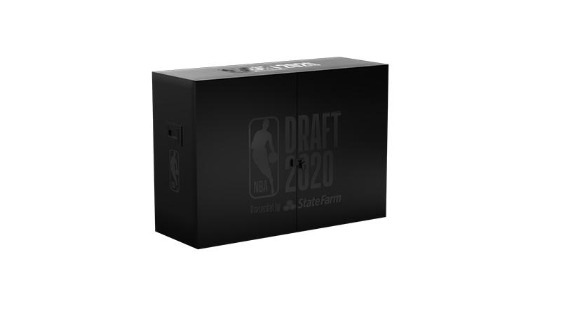 Así consienten a las futuras estrellas en el NBA Draft 2