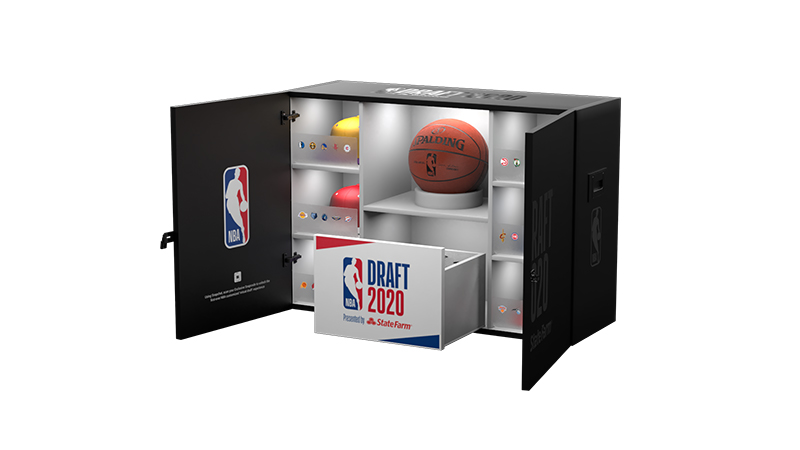 Así consienten a las futuras estrellas en el NBA Draft 1