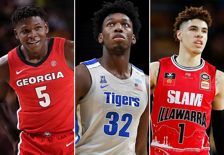 Lo que debes saber sobre el Draft 2020 de la NBA