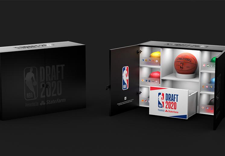 Así consienten a las futuras estrellas en el NBA Draft