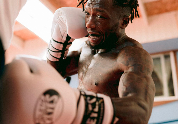 Nate Robinson listo para su debut como boxeador