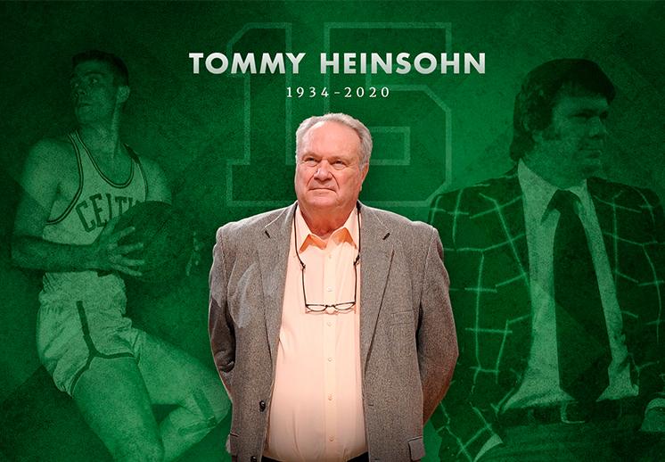 El adiós a una leyenda de los Celtics