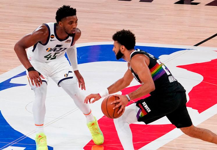 Así se jugará la próxima campaña en la NBA
