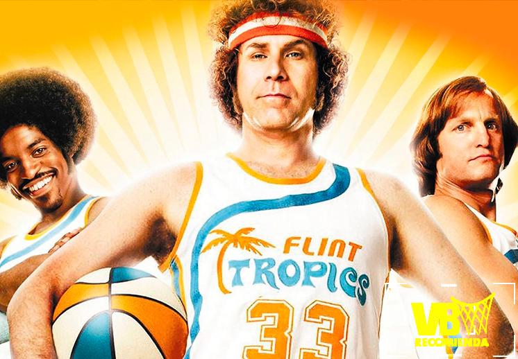 Películas de basket: Semi-Pro