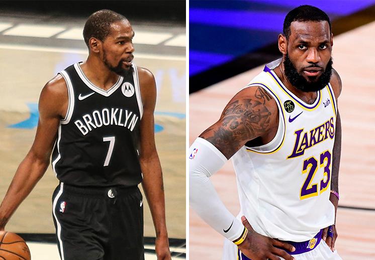 NBA - Warriors vs Nets, Clippers vs Lakers: horario y dónde ver en vivo