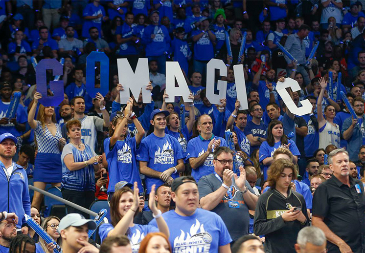 Los aficionados y el inicio de la temporada en la NBA