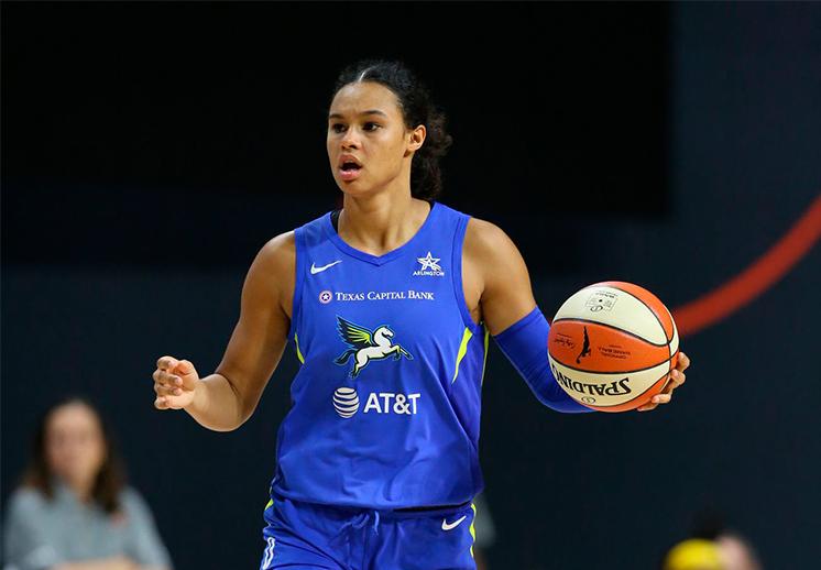 Las jugadoras de la WNBA que debutaron en la Euroleague