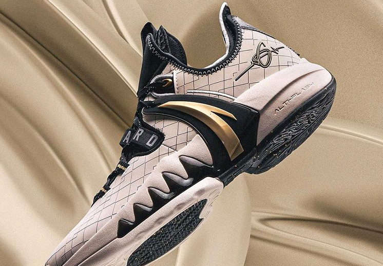 Gordon Hayward estrena sneakers