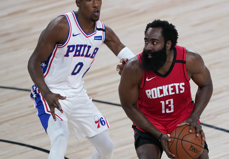 ¿Horas contadas de James Harden con los Rockets?