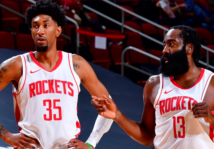 Houston Rockets vs OKC Thunder pospuesto por medidas sanitarias