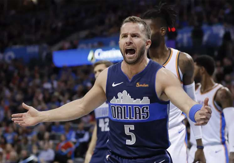 Los Dallas Mavericks se despidieron de JJ Barea