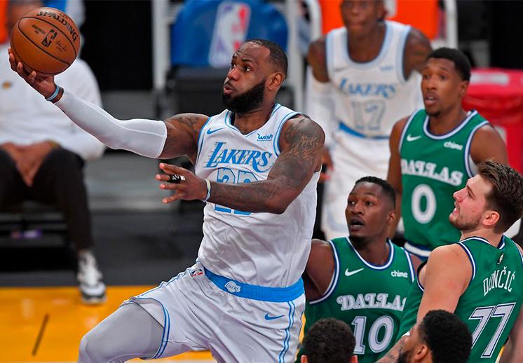 Un repaso a la jornada de Navidad en la NBA