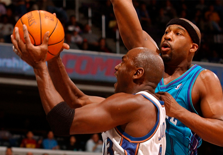 Michael Jordan y sus 51 puntos con los Wizards de Washington