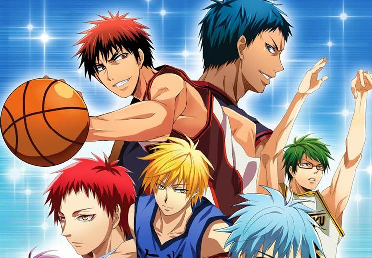 Kuroko's Basketball llega a Netflix en enero de 2021