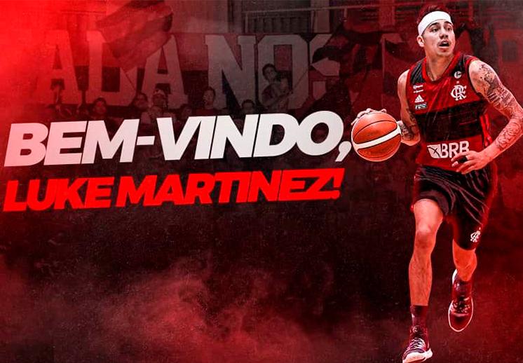 Luke Martínez se une al Flamengo de Brasil