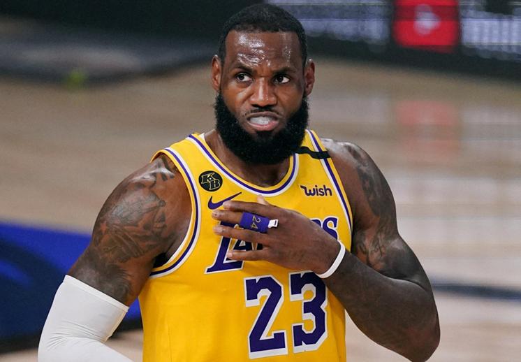 LeBron James elegido el Atleta del Año
