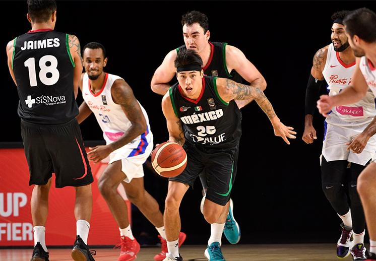 El último ranking FIBA, México asciende un puesto