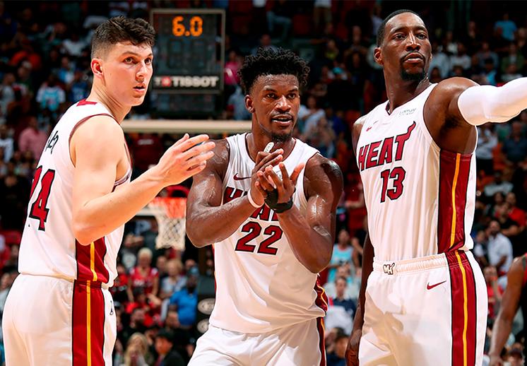 10 juegos que no te puedes perder si le vas al Miami Heat