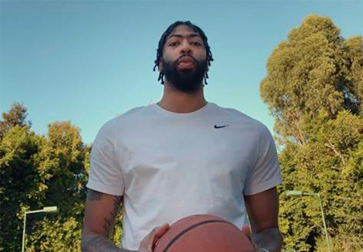 Only Here la campaña que pone en marcha la temporada de la NBA