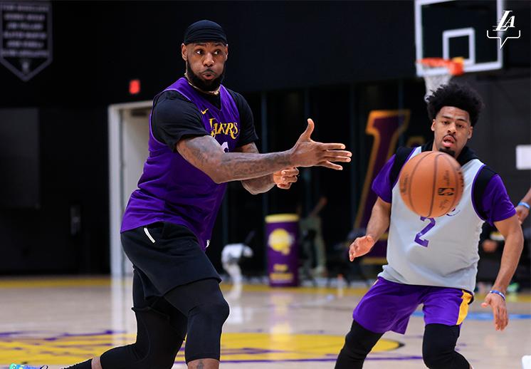 Los partidos que ponen en marcha la pretemporada de la NBA